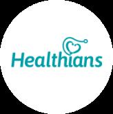Healthians Logo   Health Insurance Plans