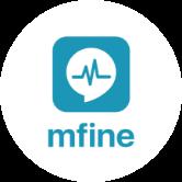 Mfine Logo   Health Insurance Plans